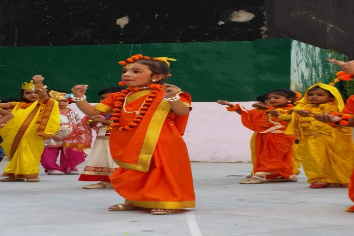 Mother MaryS School-Cultural Program