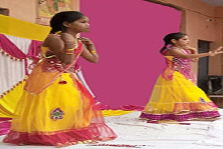 Motherhood Public School-Events dance