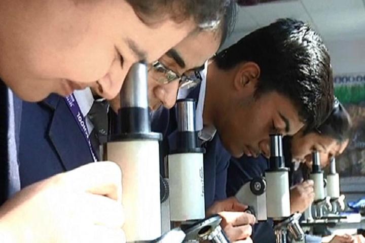 Mount Abu Public School-Biology Lab