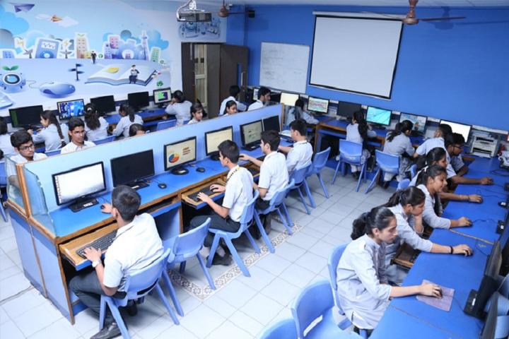 Mount Abu Public School-Computer Lab
