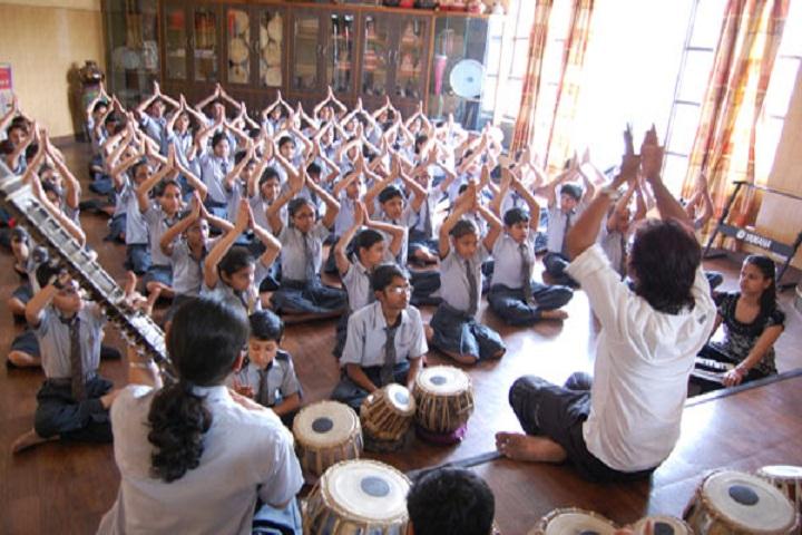 Mount Abu Public School-Music Room