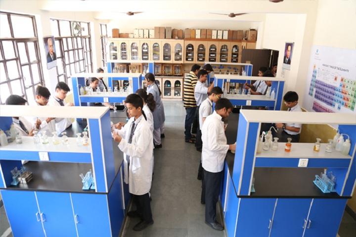 Mount Abu Public School-Chemistry Lab