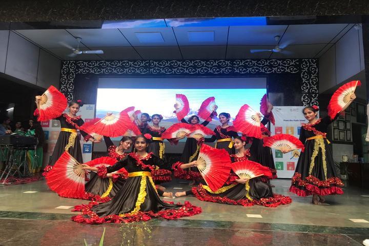 Mount Abu Public School-Foundation Day Celebration