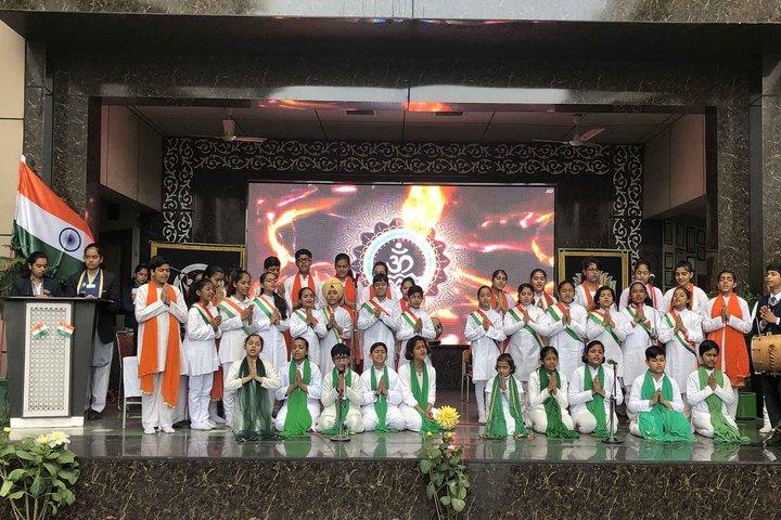 Mount Abu Public School-Independence Day Celebration