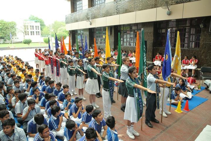 Mount Abu Public School-Investiture Ceremony