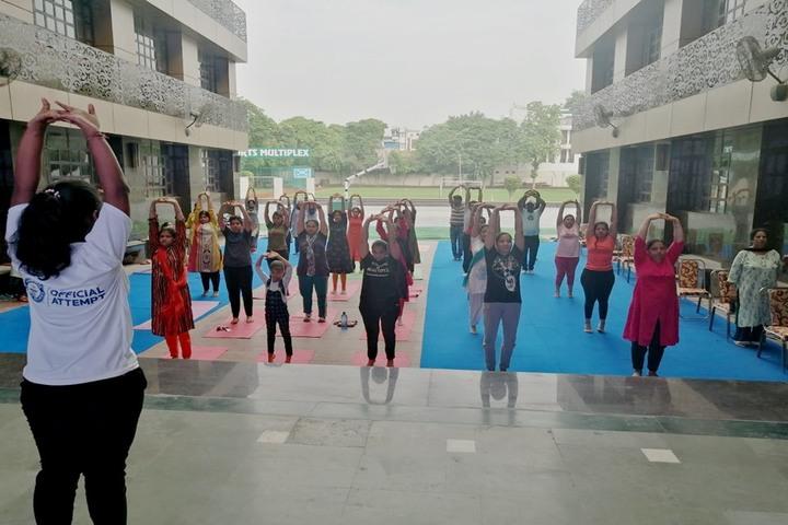 Mount Abu Public School-Yoga