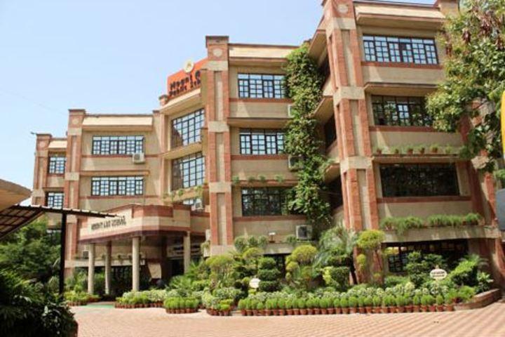 Mount Abu Public SchoolSchool-Building