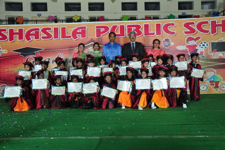 Takshasila public school- Graduation day celebrations