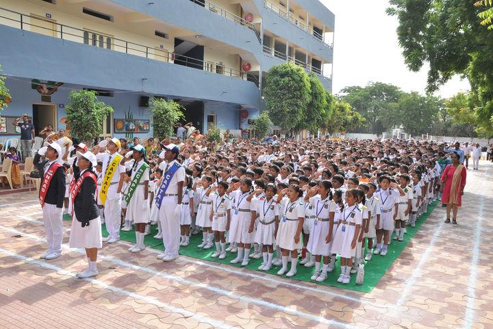 Takshasila public school- independence day celebrations