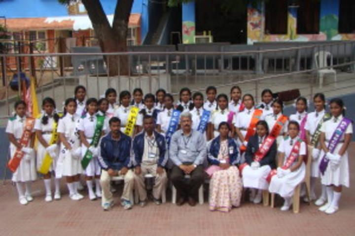 Takshasila public school- investiture ceremoney