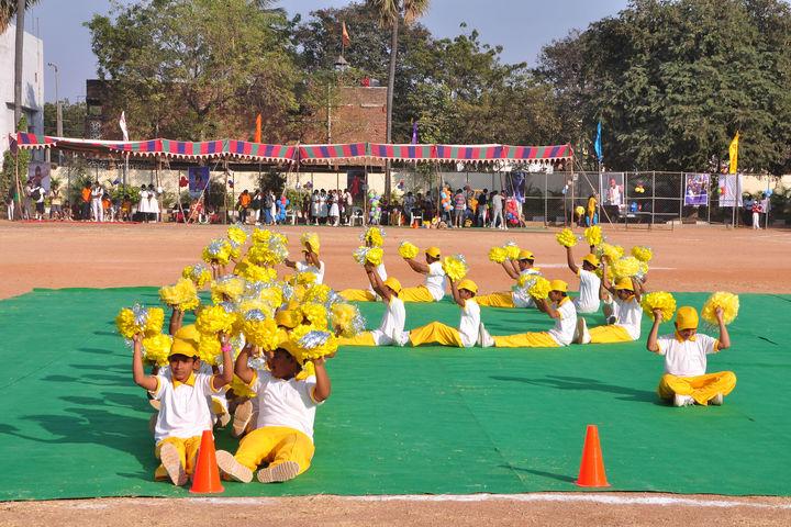 Takshasila public school- sports day celebrations