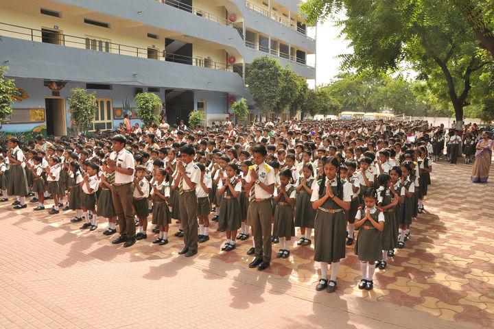 Takshasila Public School-Assembly