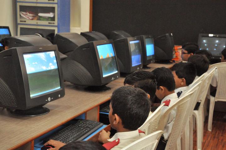 Takshasila Public School-Computer Lab