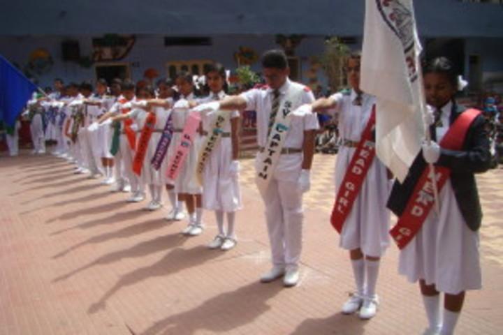Takshasila Public School-Investiture Ceremony