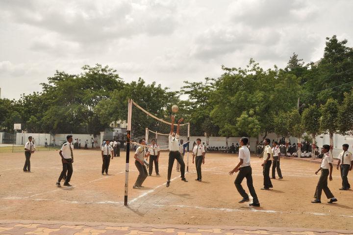 Takshasila Public School-Play Ground