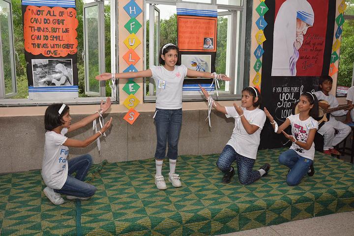 Mount Carmel School-Activity