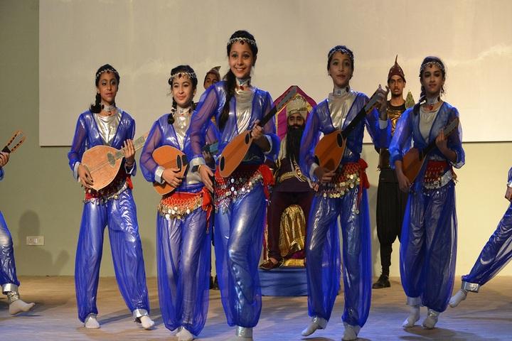 Mount Carmel School-Cultural Program
