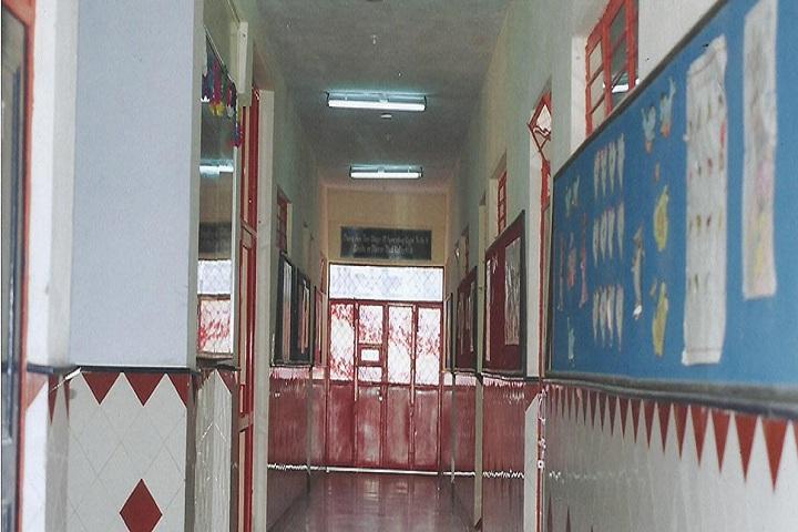 Mount Saint Garjiya School-School Inside View