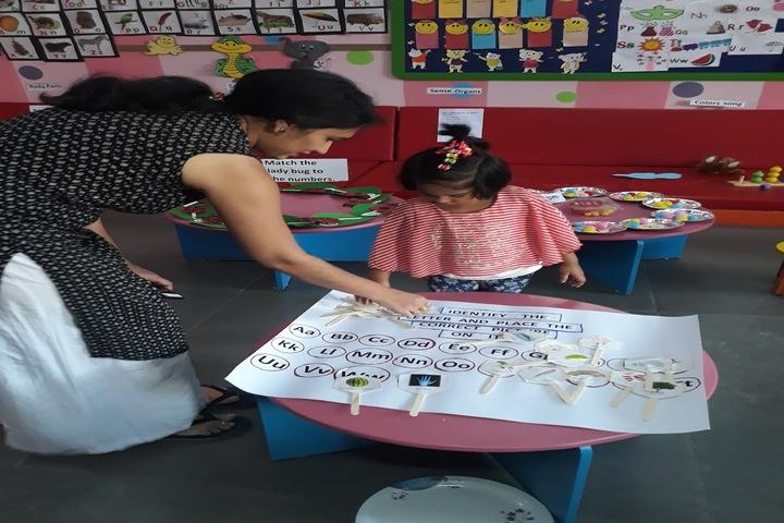 Tatva Global School-Nursery Think Room