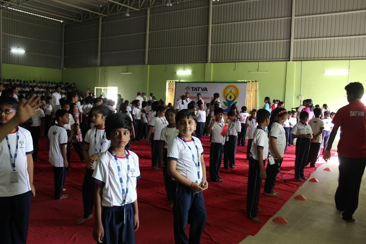 Tatva Global School-Yoga Day Celebrations