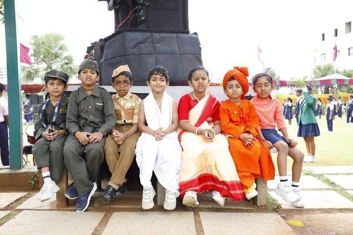 Tatva Global School-Independence Day Celebrations