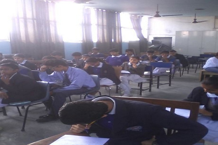 Muni International School-Class Room