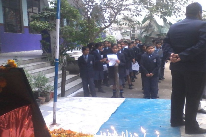 Muni International School-Condolence