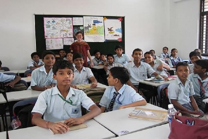 N D M C Navyug School-Class Room