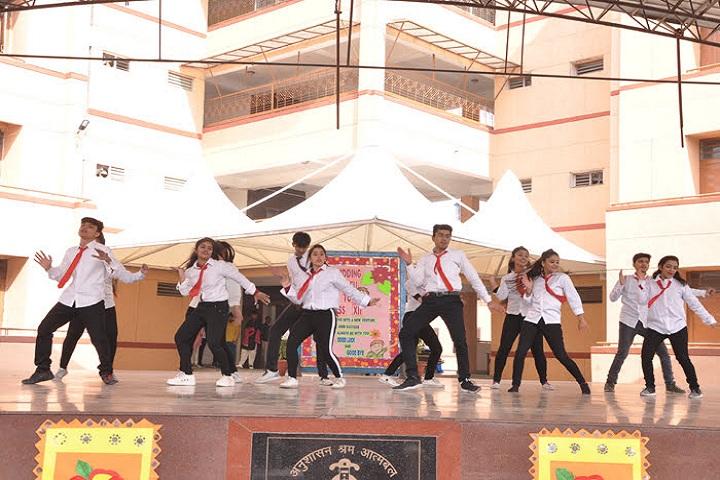 N K Bagrodia Public School-Farewell Function