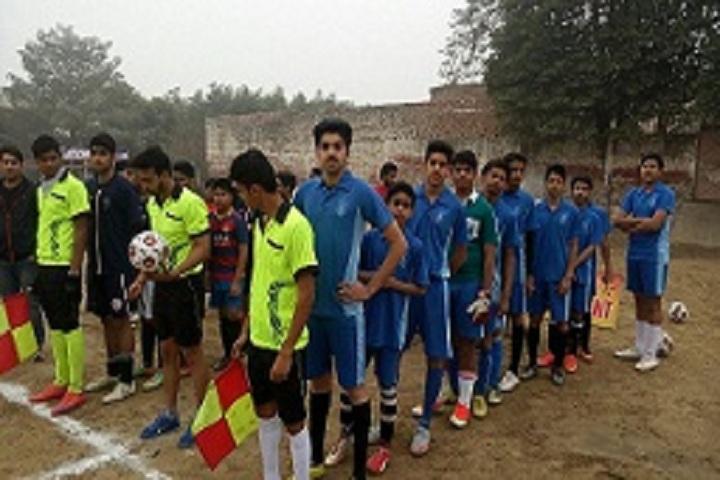 N K Bagrodia Public School-Sports