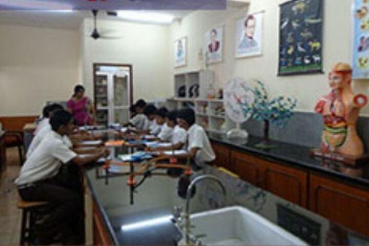 The Aditya Birla School-Biology Lab