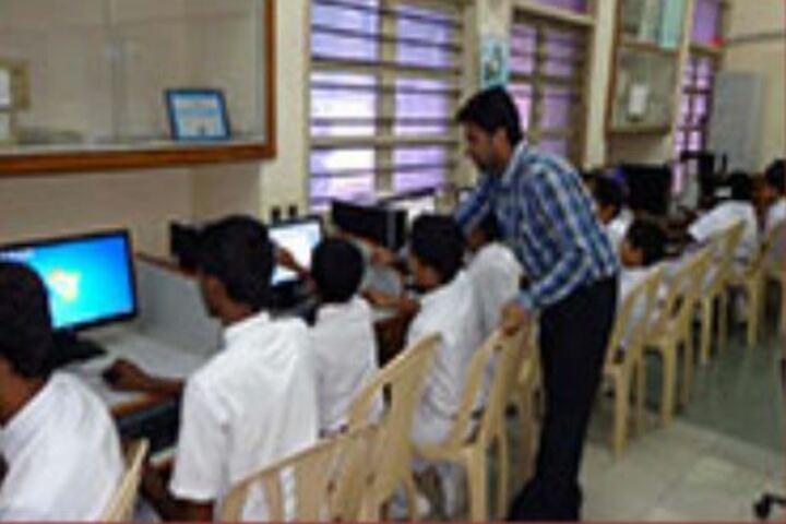 The Aditya Birla School-Computer Lab