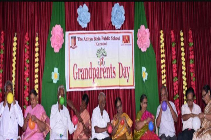 The Aditya Birla School-Grand Parents Day