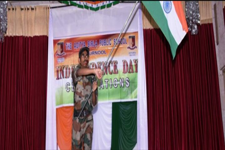 The Aditya Birla School-Independence Day Celebration