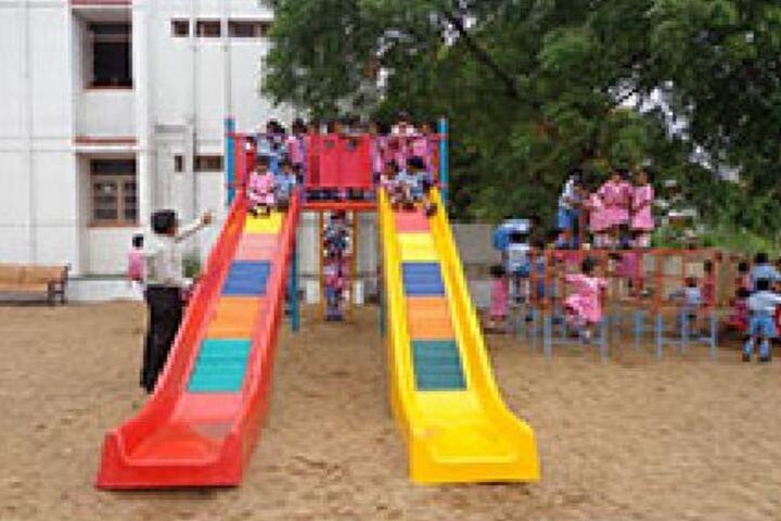 The Aditya Birla School-Kids Play Ground