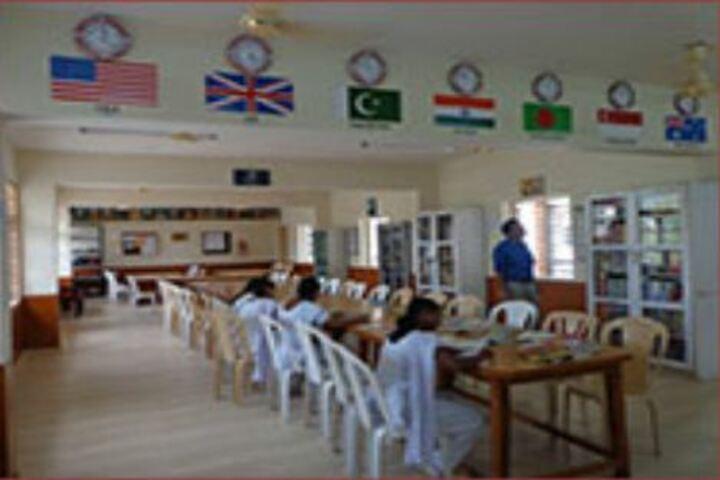 The Aditya Birla School-Library