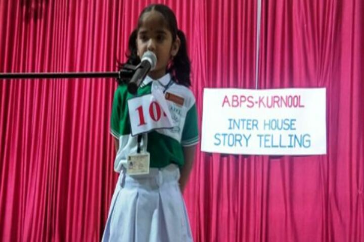The Aditya Birla School-Literacy Activity