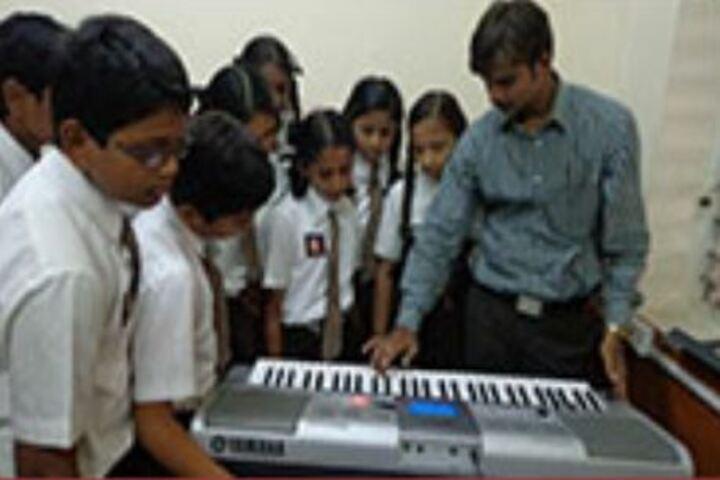 The Aditya Birla School-Music Class