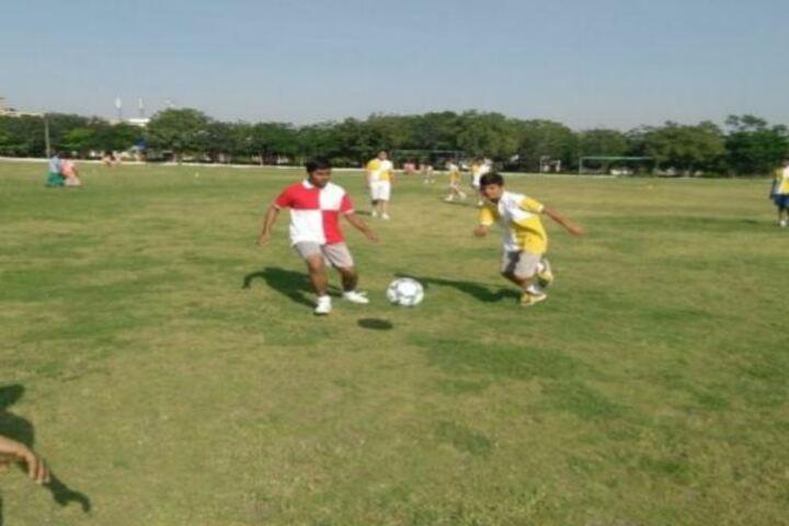 The Aditya Birla School-Play Ground