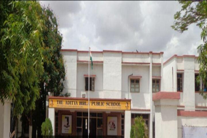 The Aditya Birla School-School Building