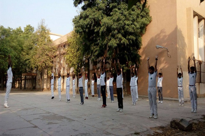 N P Co-Educational Senior Secondary School-Yoga