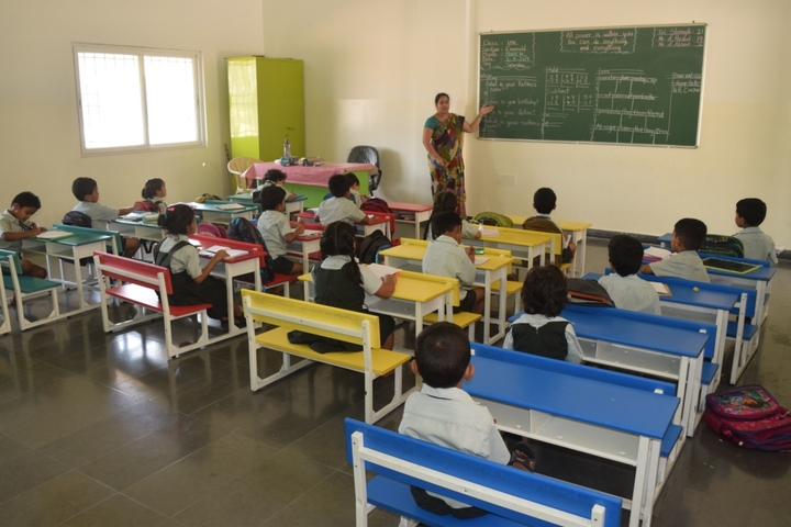 The Athena School-Class Room