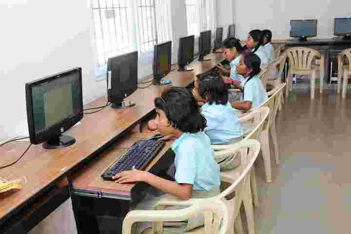 The Athena School-Computer Lab