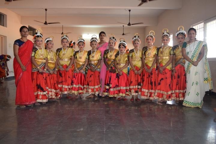 The Athena School-Group Photo