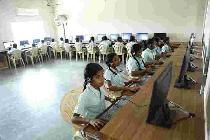 The Athena School-Language Lab
