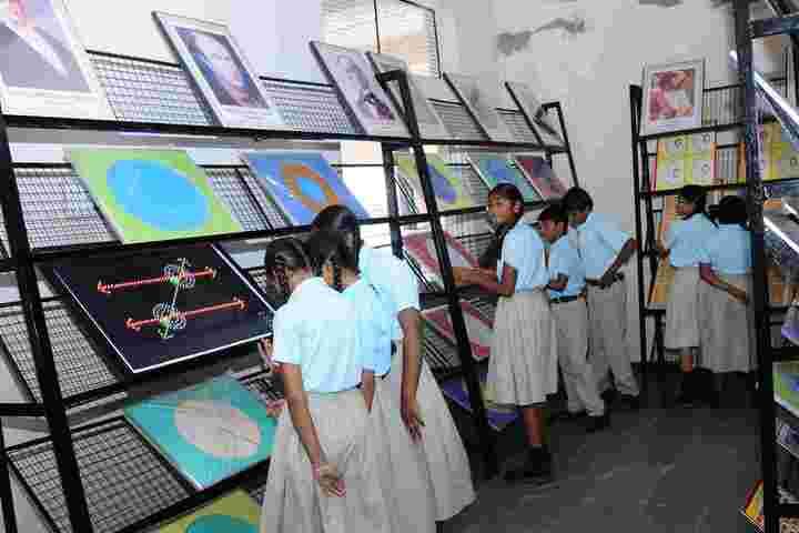 The Athena School-Maths Lab
