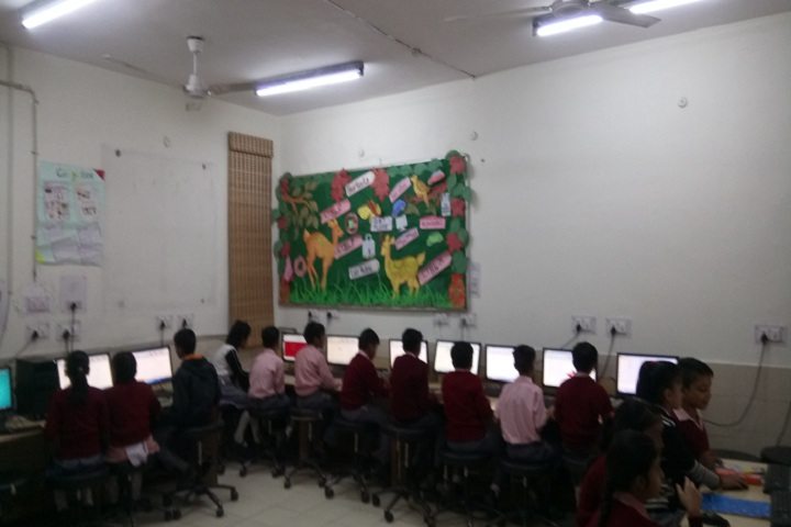 NP Co Education Secondary School-IT-Lab