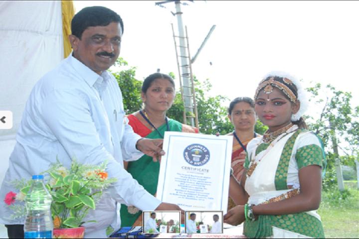 The Nandyal Public School- Gunniess Record