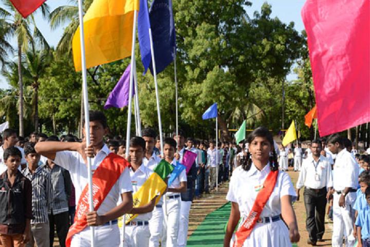 The Nandyal Public School-Independence Day Celebrations