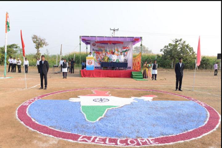The Nandyal Public School-Republic Day Celebrations